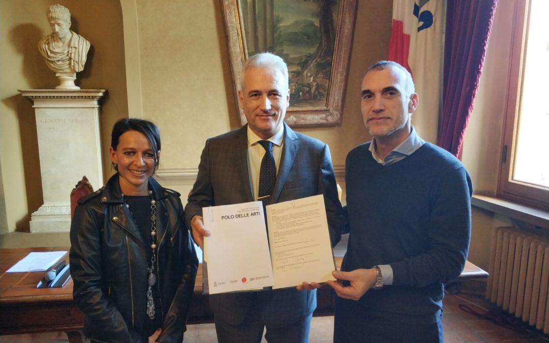 Reggio Emilia, nasce il Polo delle Arti: la FOI tra i protagonisti